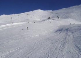 30-6-12 - Awesome upper mountain snow coverage