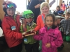 1st Prize Primary Schools Team Event - Springfield Primary