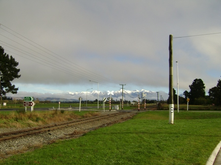 12-4-12 - A view from the Waddington / SH73 intersection