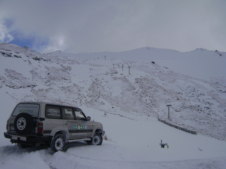 New Snow 16-5-12 - Photo: Cam Lill