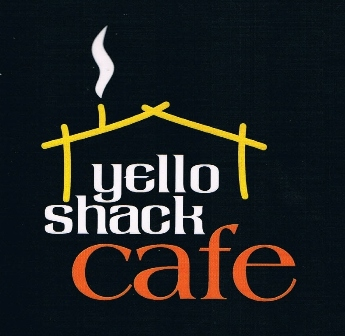 Yelloshack Cafe logo