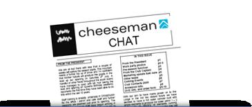 Cheeseman Chat